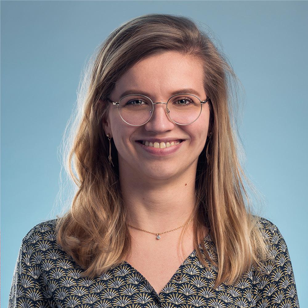 Karolina SLOWAKIEWICZ - Chef de groupe comptable