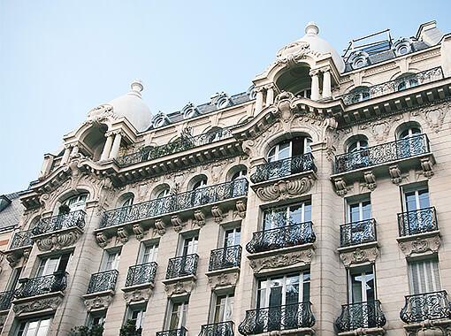Investissements immobiliers en France